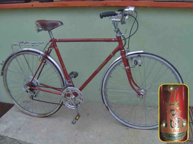 Raleigh 1967